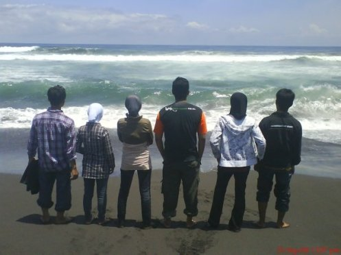 Pantai Glagah.6